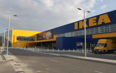 IKEA ARROYO DE LA ENCOMIENDA. VALLADOLID