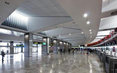 REHABILITACION T1, T2. AEROPUERTO MADRID-BARAJAS